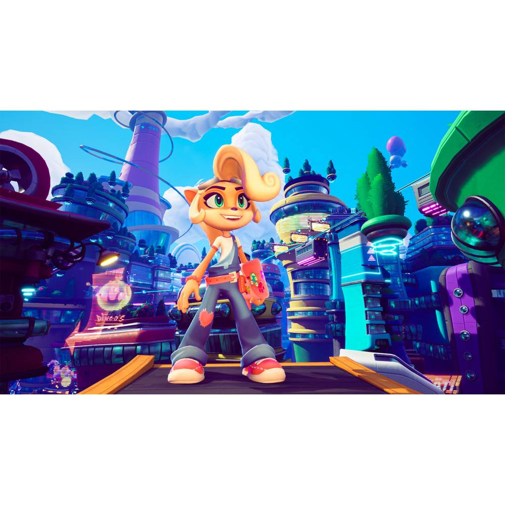 Crash Bandicoot 4: It's About Time (PS4/PS5) (Русские субтитры) (Crash Bandicoot 4: It's About Time (PS4/PS5) (RU)) фото 4