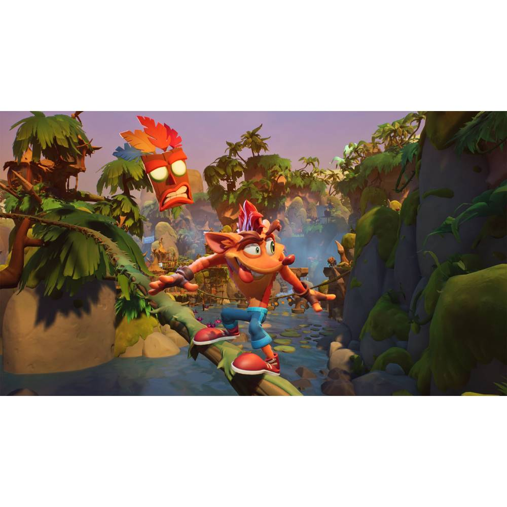 Crash Bandicoot 4: It's About Time (PS4/PS5) (Русские субтитры) (Crash Bandicoot 4: It's About Time (PS4/PS5) (RU)) фото 5