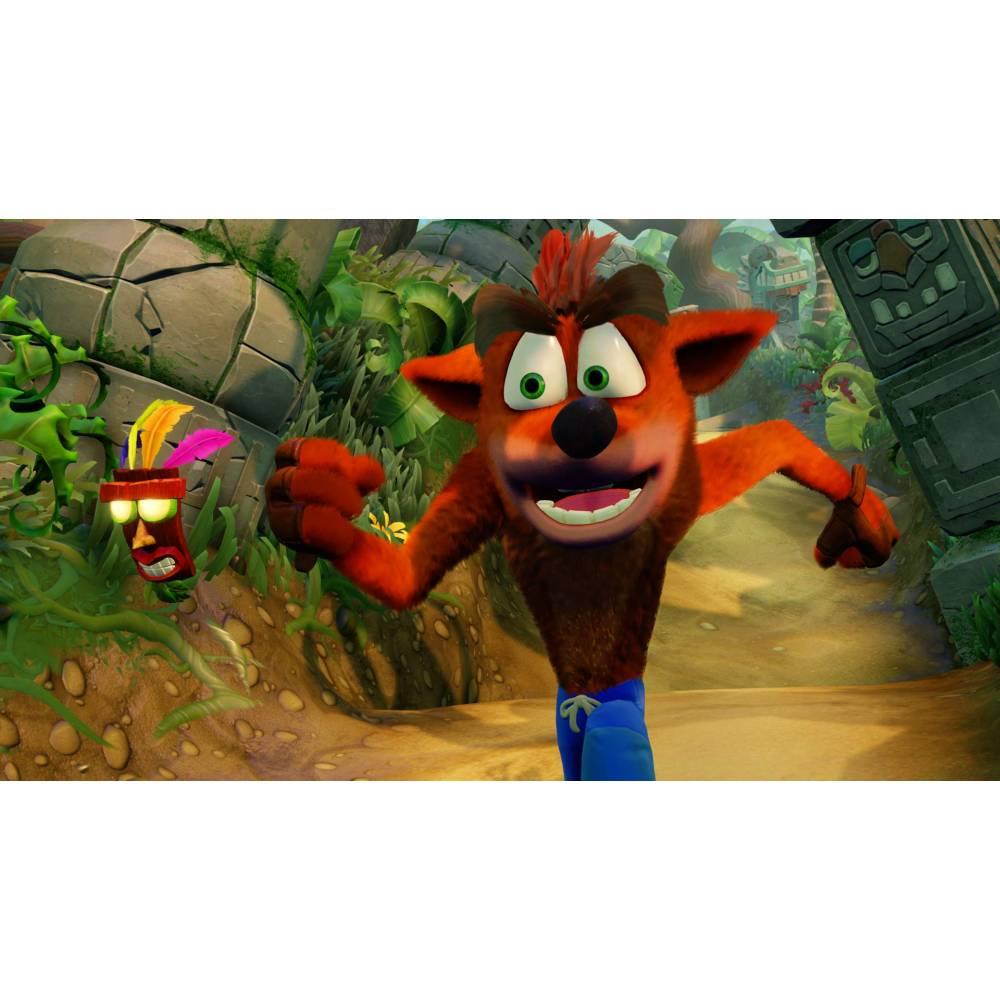 Crash Bandicoot N. Sane Trilogy (PS4) (Англійська версія) (Crash Bandicoot N. Sane Trilogy (PS4/PS5) (EN)) фото 3