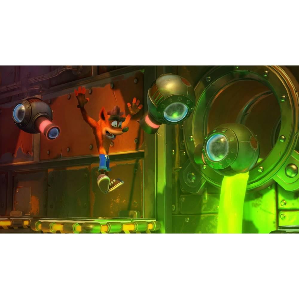 Crash Bandicoot N. Sane Trilogy (PS4) (Англійська версія) (Crash Bandicoot N. Sane Trilogy (PS4/PS5) (EN)) фото 5