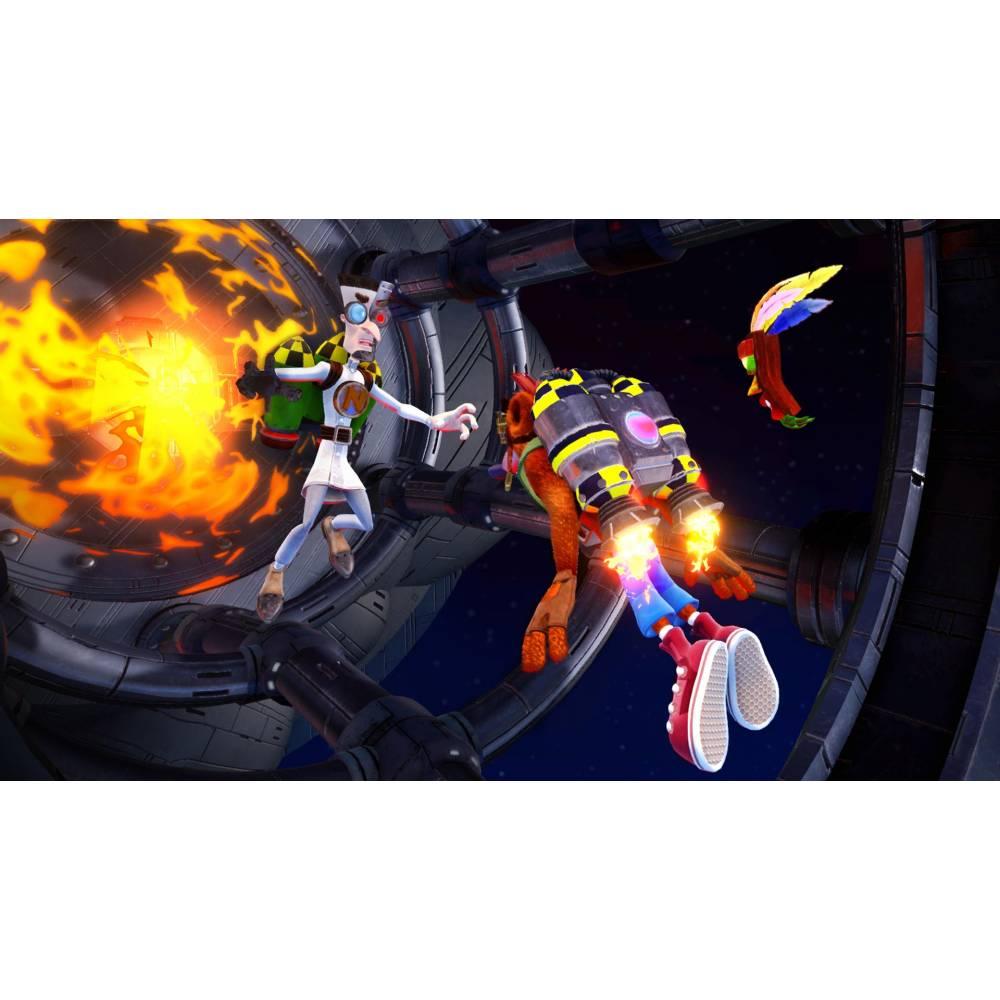 Crash Bandicoot N. Sane Trilogy (PS4) (Англійська версія) (Crash Bandicoot N. Sane Trilogy (PS4/PS5) (EN)) фото 6