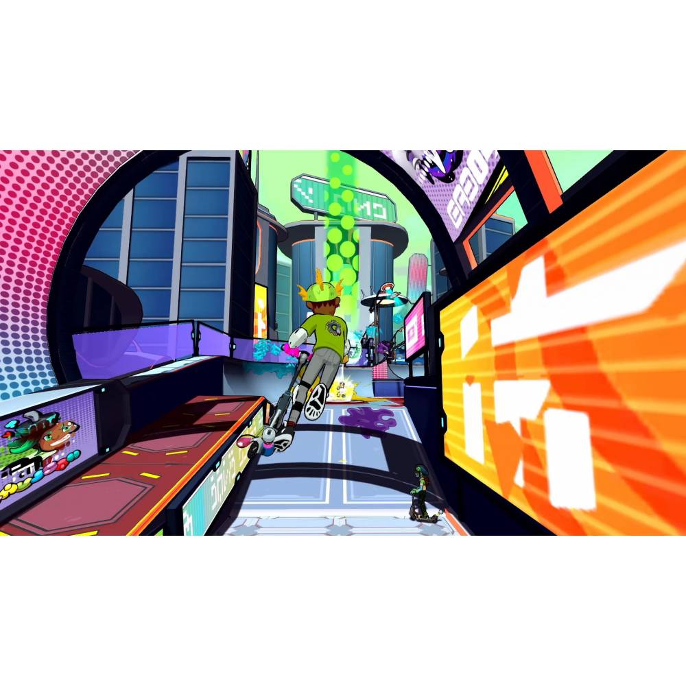 Crayola Scoot (PS4/PS5) (Английская версия) (Crayola Scoot (PS4/PS5) (EN)) фото 5