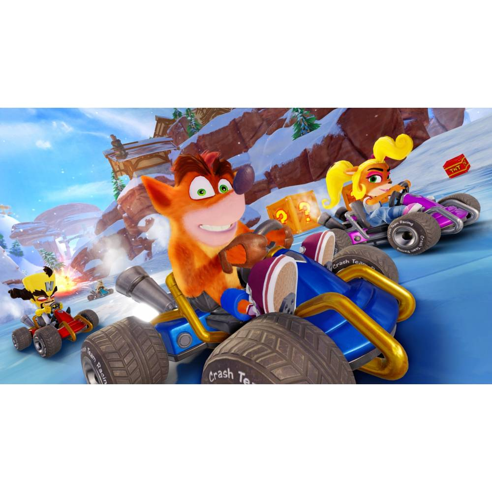 Crash Team Racing CTR Nitro-Fueled (PS4/PS5) (Английская версия) (Crash Team Racing CTR Nitro-Fueled (PS4/PS5) (EN)) фото 3
