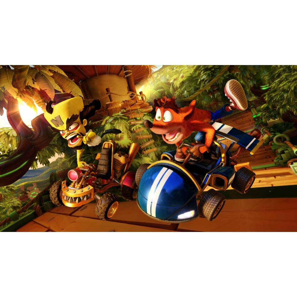 Crash Team Racing CTR Nitro-Fueled (PS4/PS5) (Английская версия) (Crash Team Racing CTR Nitro-Fueled (PS4/PS5) (EN)) фото 4