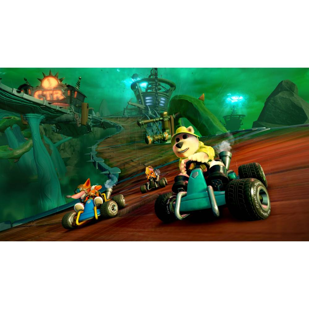 Crash Team Racing CTR Nitro-Fueled (PS4/PS5) (Английская версия) (Crash Team Racing CTR Nitro-Fueled (PS4/PS5) (EN)) фото 5
