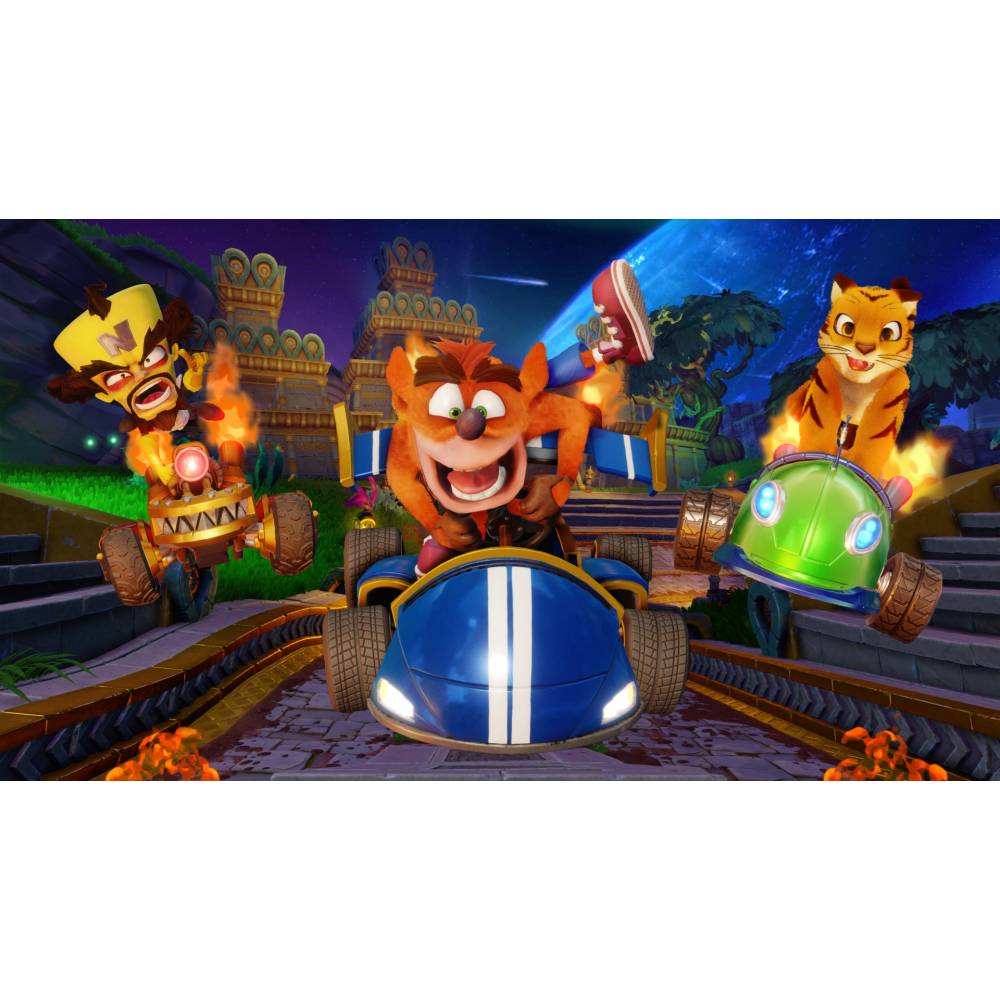 Crash Team Racing CTR Nitro-Fueled (PS4/PS5) (Английская версия) (Crash Team Racing CTR Nitro-Fueled (PS4/PS5) (EN)) фото 6