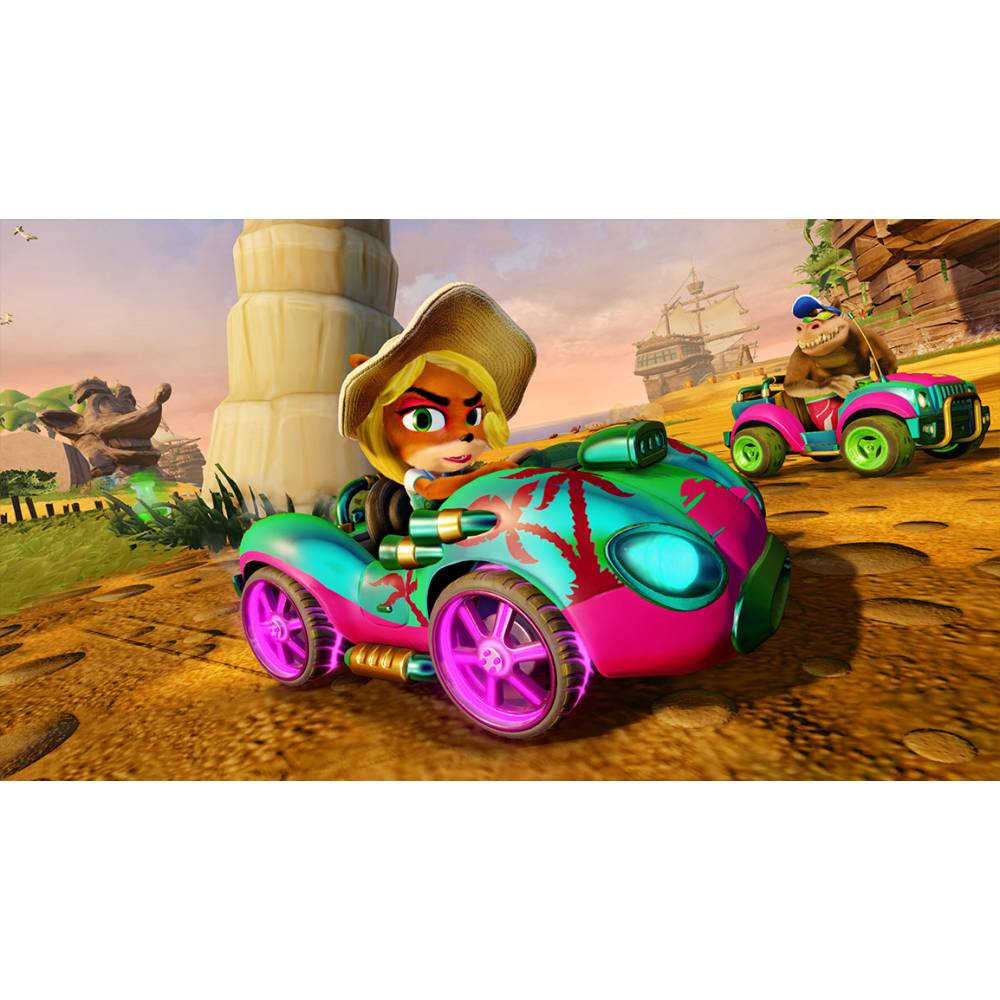 Crash Team Racing CTR Nitro-Fueled Nitros Oxide Edition (PS4/PS5) (Англійська версія) (CTR Nitro-Fueled Nitros Oxide Edition (PS4/PS5) (EN)) фото 3