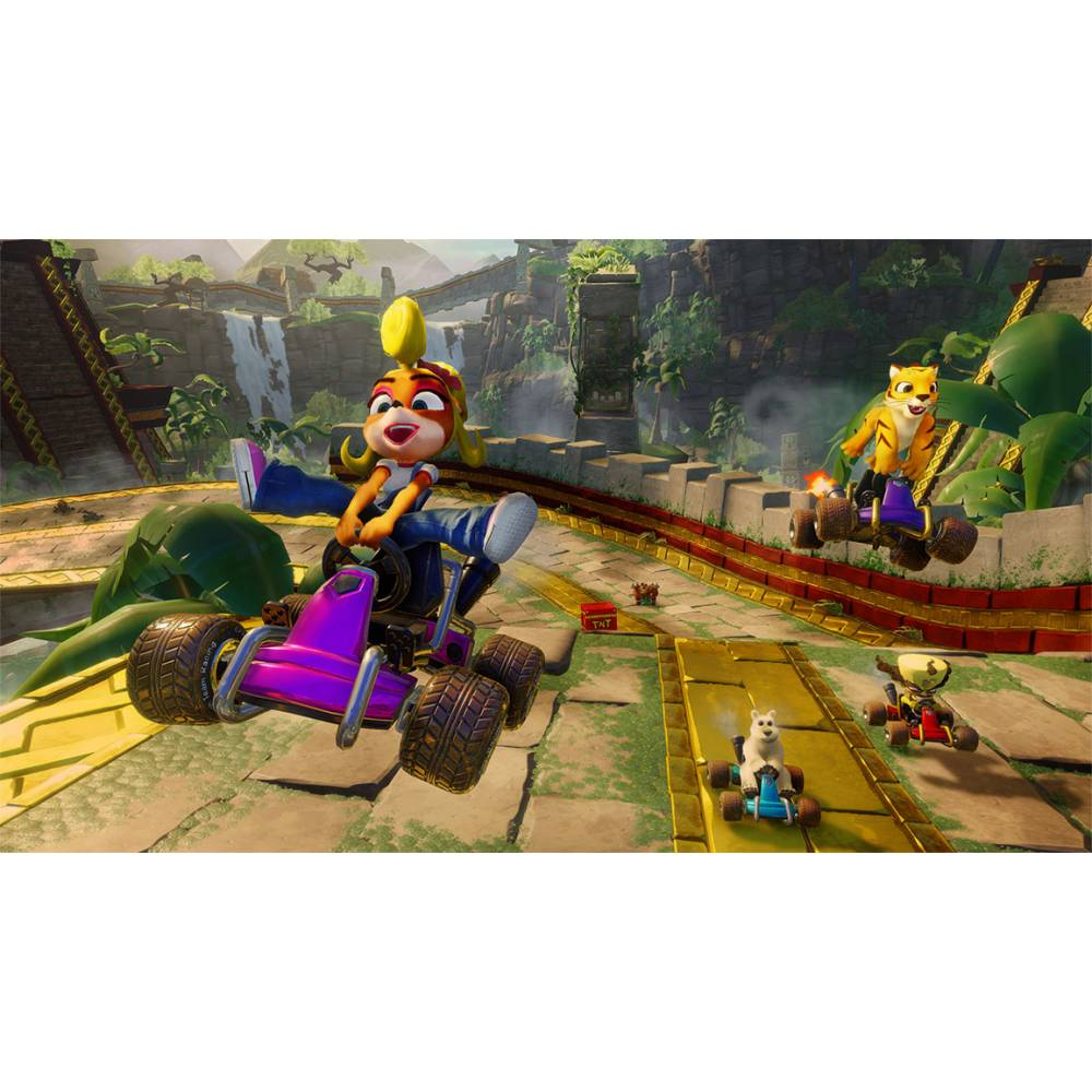 Crash Team Racing CTR Nitro-Fueled Nitros Oxide Edition (PS4/PS5) (Англійська версія) (CTR Nitro-Fueled Nitros Oxide Edition (PS4/PS5) (EN)) фото 4