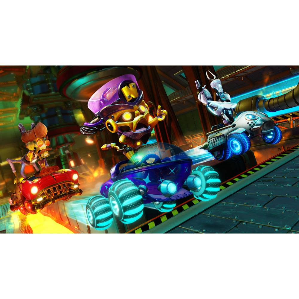 Crash Team Racing CTR Nitro-Fueled Nitros Oxide Edition (PS4/PS5) (Англійська версія) (CTR Nitro-Fueled Nitros Oxide Edition (PS4/PS5) (EN)) фото 5