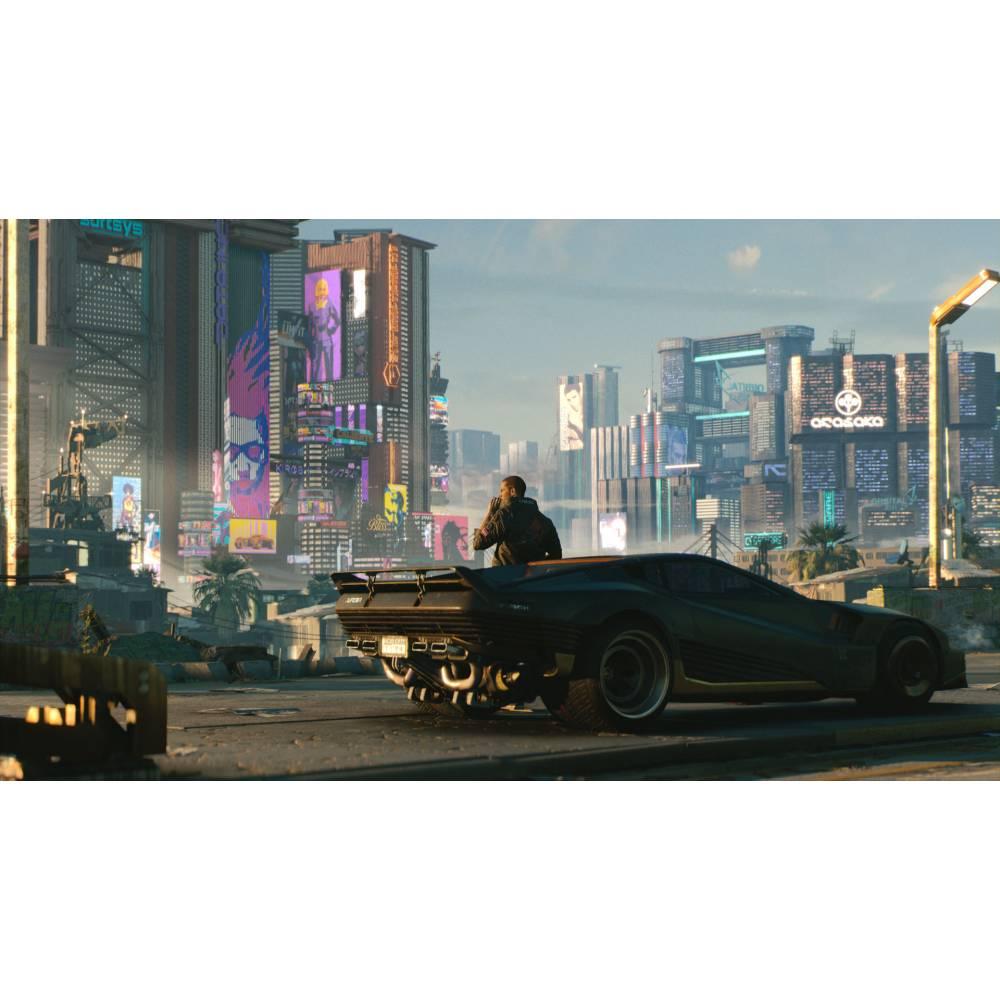 Cyberpunk 2077 (PS4/PS5) (Російська версія) (Cyberpunk 2077 (PS4/PS5) (RU)) фото 3