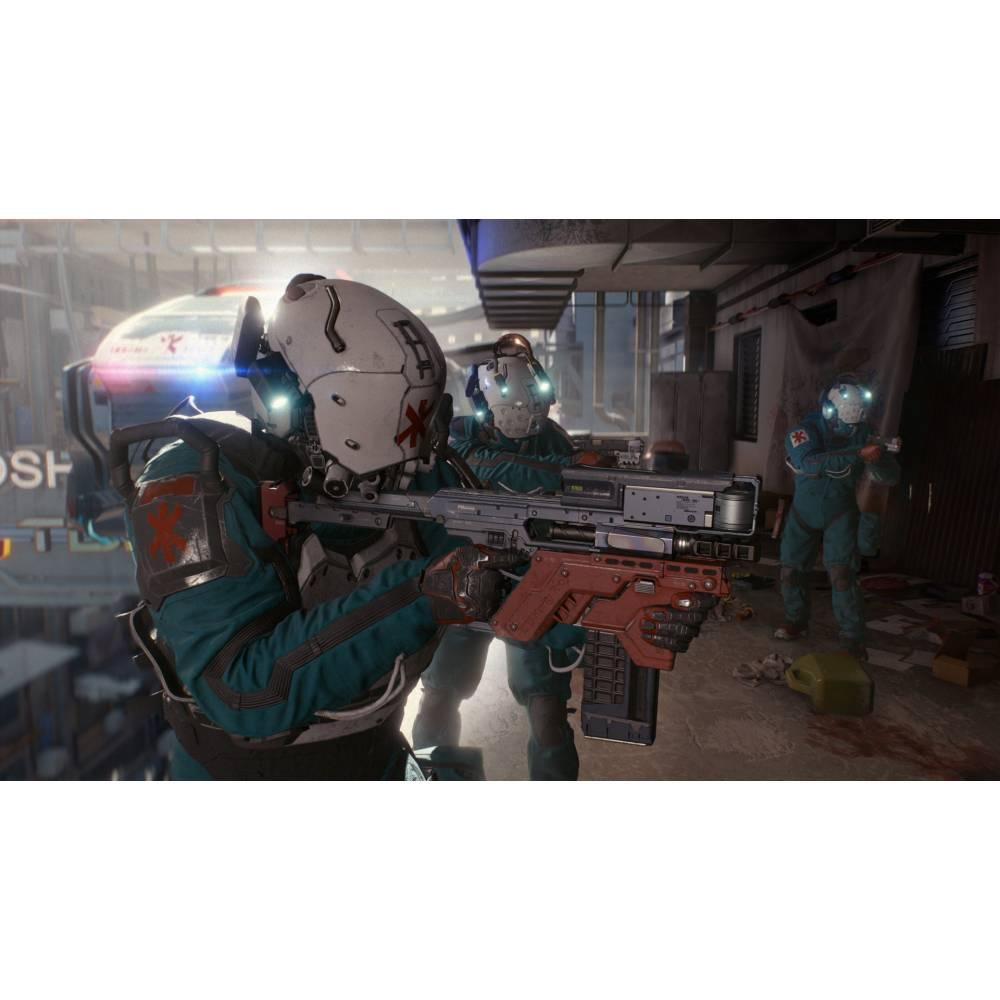Cyberpunk 2077 (PS4/PS5) (Російська версія) (Cyberpunk 2077 (PS4/PS5) (RU)) фото 4