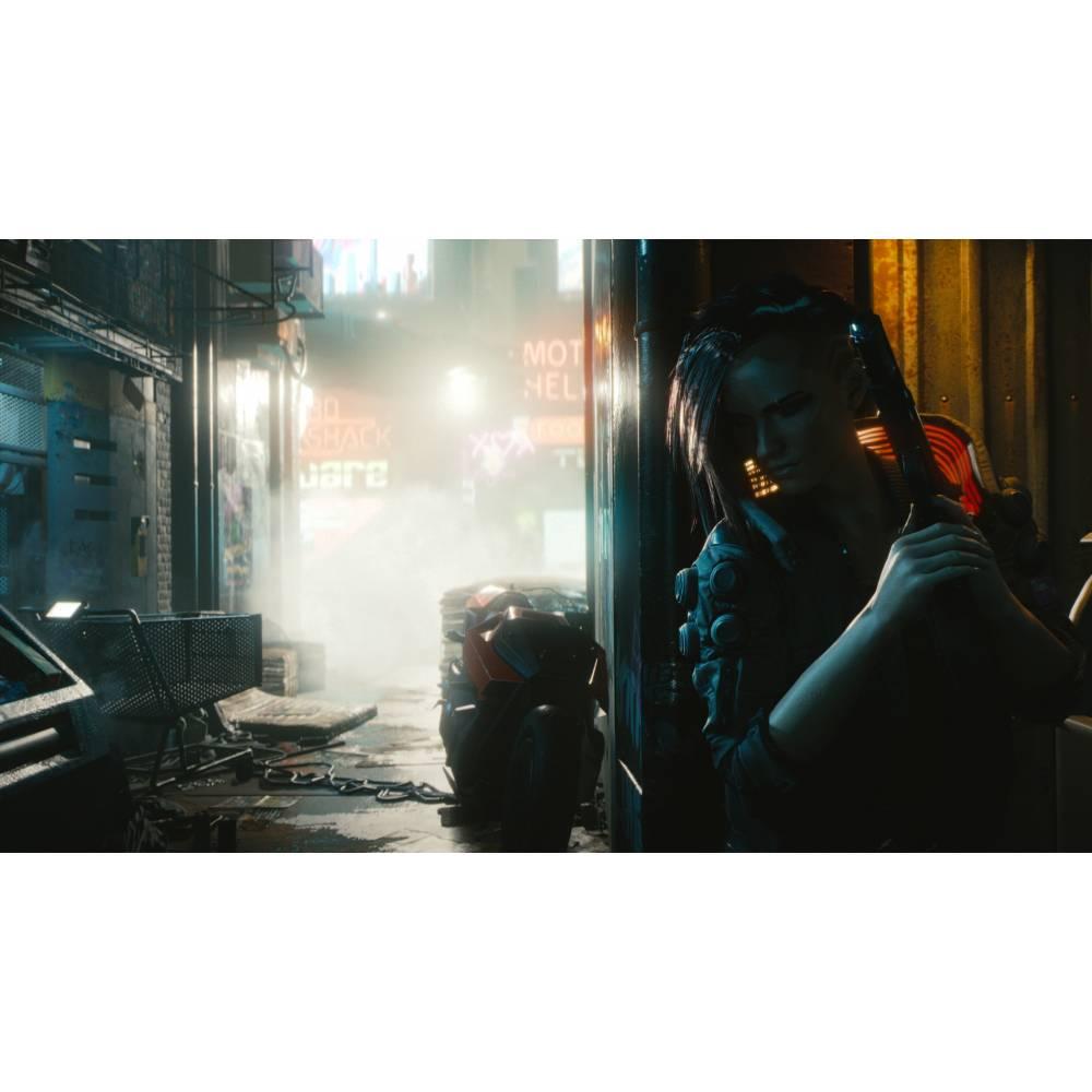 Cyberpunk 2077 (XBOX ONE) (Цифрова версія) (Російська версія) (Cyberpunk 2077 (XBOX ONE) (DIGITAL) (RU)) фото 5