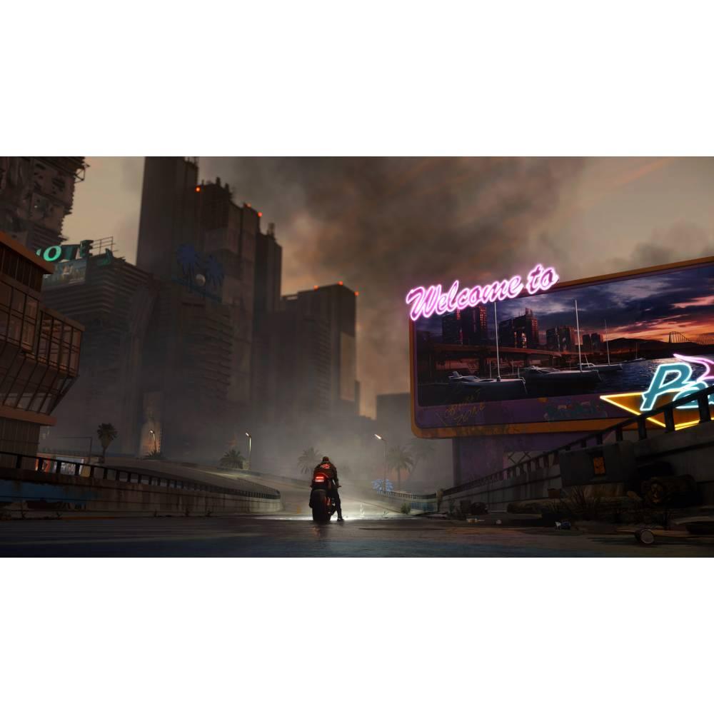 Cyberpunk 2077 (PS4/PS5) (Російська версія) (Cyberpunk 2077 (PS4/PS5) (RU)) фото 6