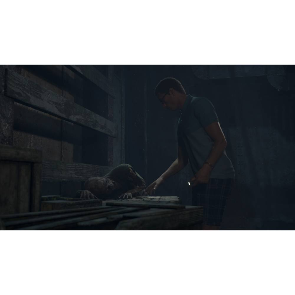 The Dark Pictures Anthology: Man of Medan (PS4) (Русская версия) (The Dark Pictures Anthology: Man of Medan (PS4) (RU)) фото 5