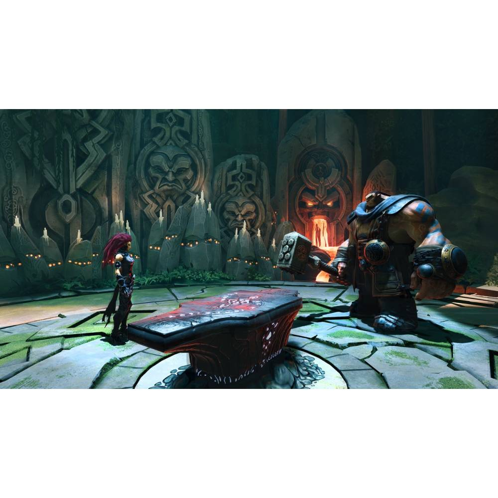 Darksiders III (PS4/PS5) (Російські субтитри) (Darksiders III (PS4/PS5) (RU)) фото 3