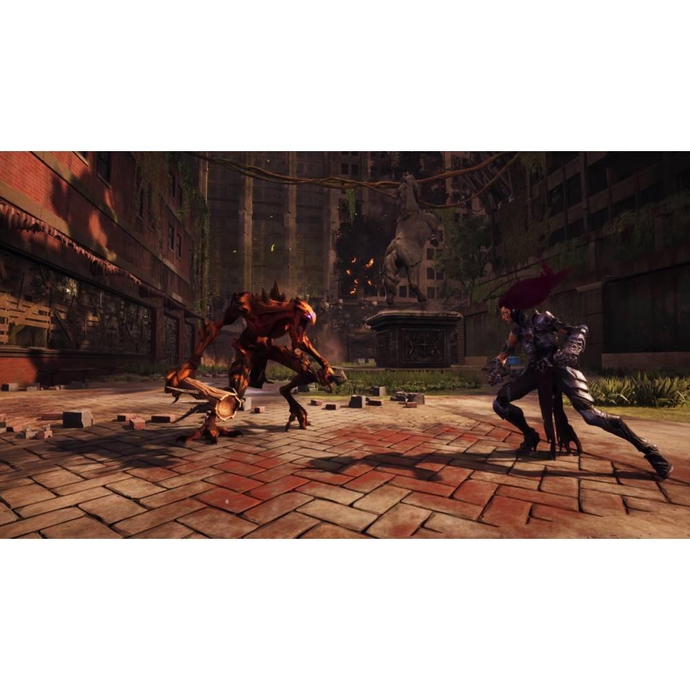Darksiders III (PS4/PS5) (Російські субтитри) (Darksiders III (PS4/PS5) (RU)) фото 4
