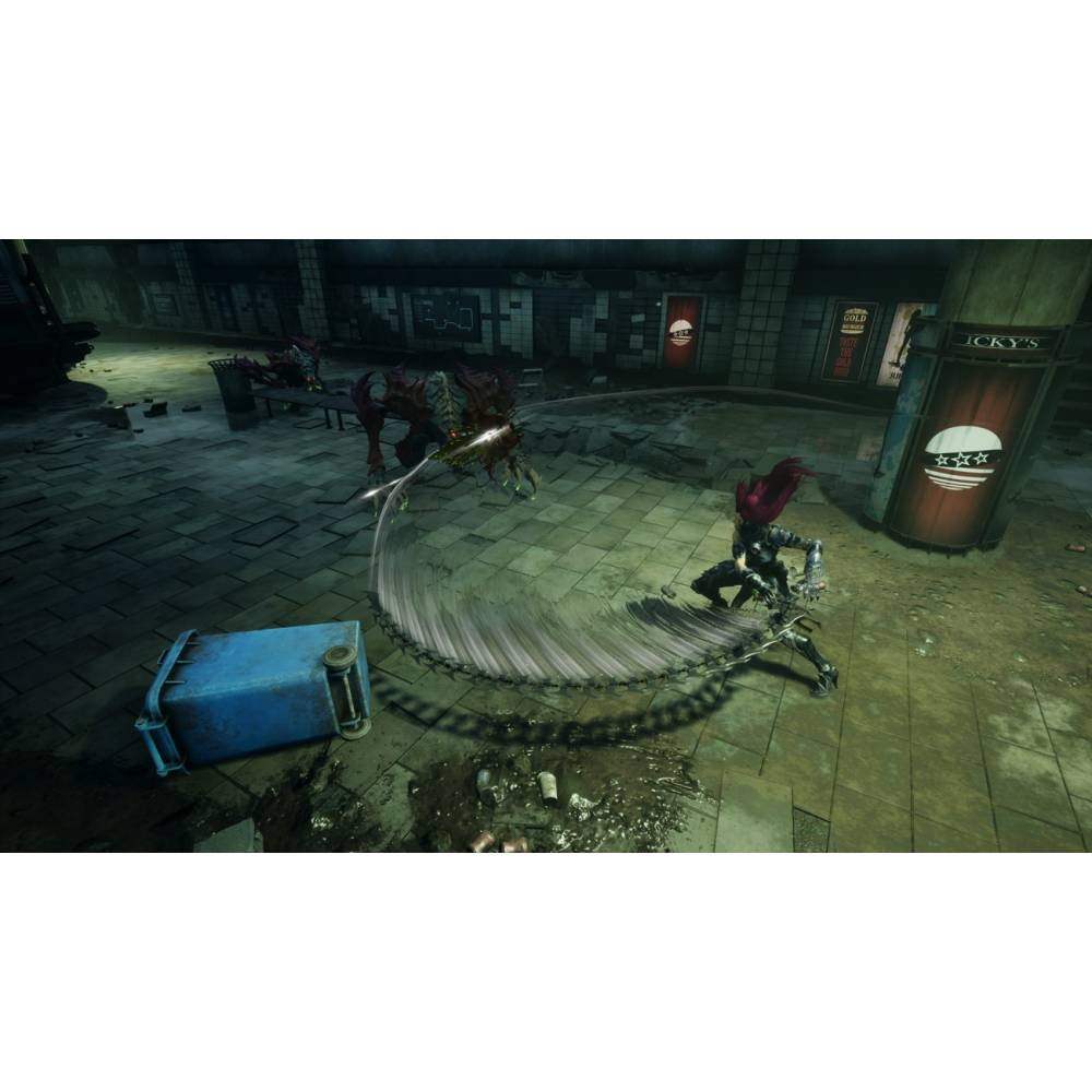 Darksiders III (PS4/PS5) (Російські субтитри) (Darksiders III (PS4/PS5) (RU)) фото 5