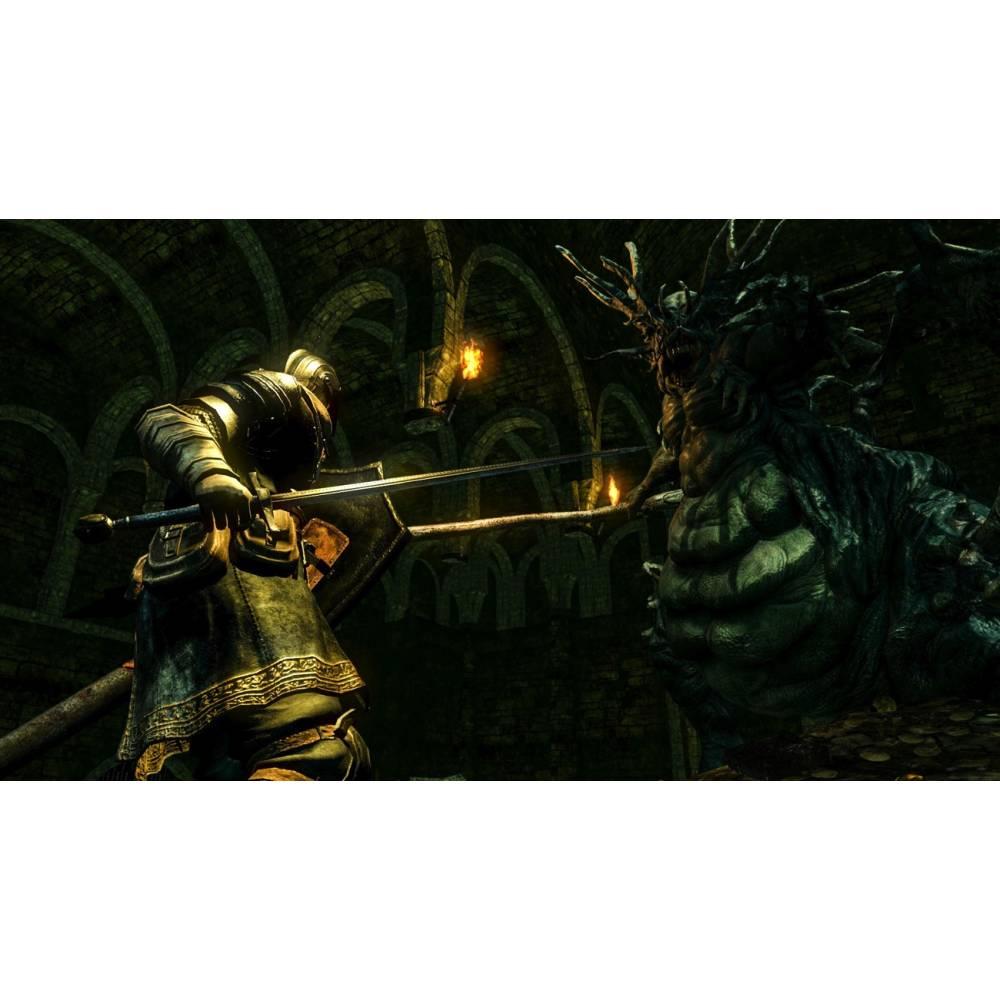 Dark Souls Trilogy (PS4/PS5) (Російські субтитри) (Dark Souls Trilogy (PS4/PS5) (RU)) фото 4