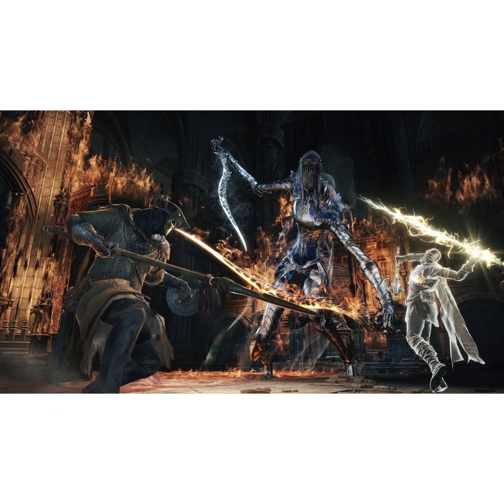Dark Souls Trilogy (PS4/PS5) (Російські субтитри) (Dark Souls Trilogy (PS4/PS5) (RU)) фото 5