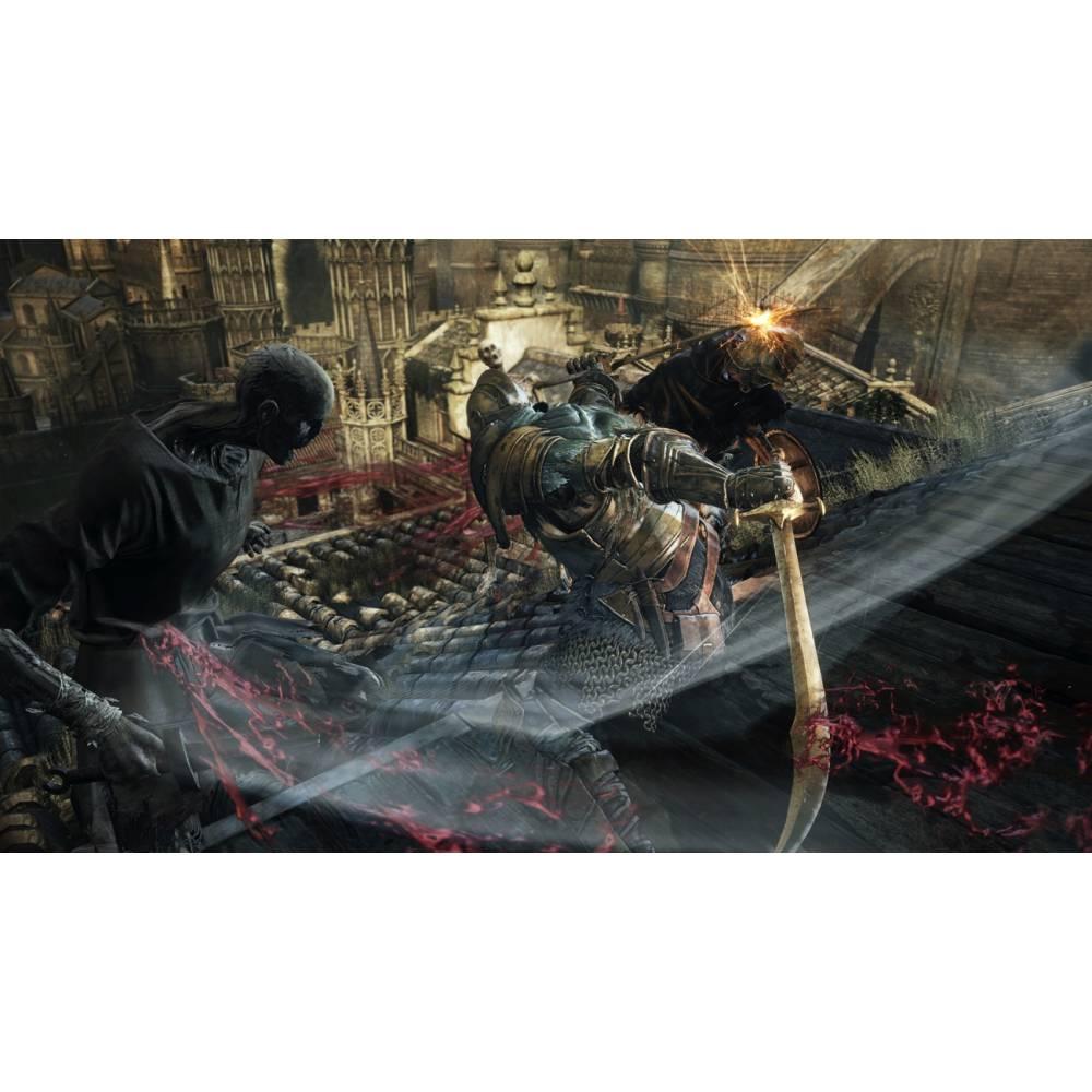 Dark Souls Trilogy (PS4/PS5) (Російські субтитри) (Dark Souls Trilogy (PS4/PS5) (RU)) фото 6