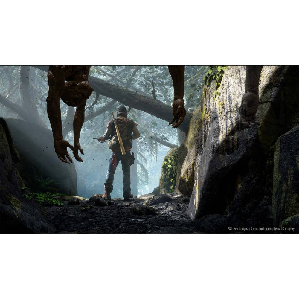 Days Gone (Жизнь после) (PS4/PS5) (Русская озвучка) (Days Gone (PS4/PS5) (RU)) фото 6