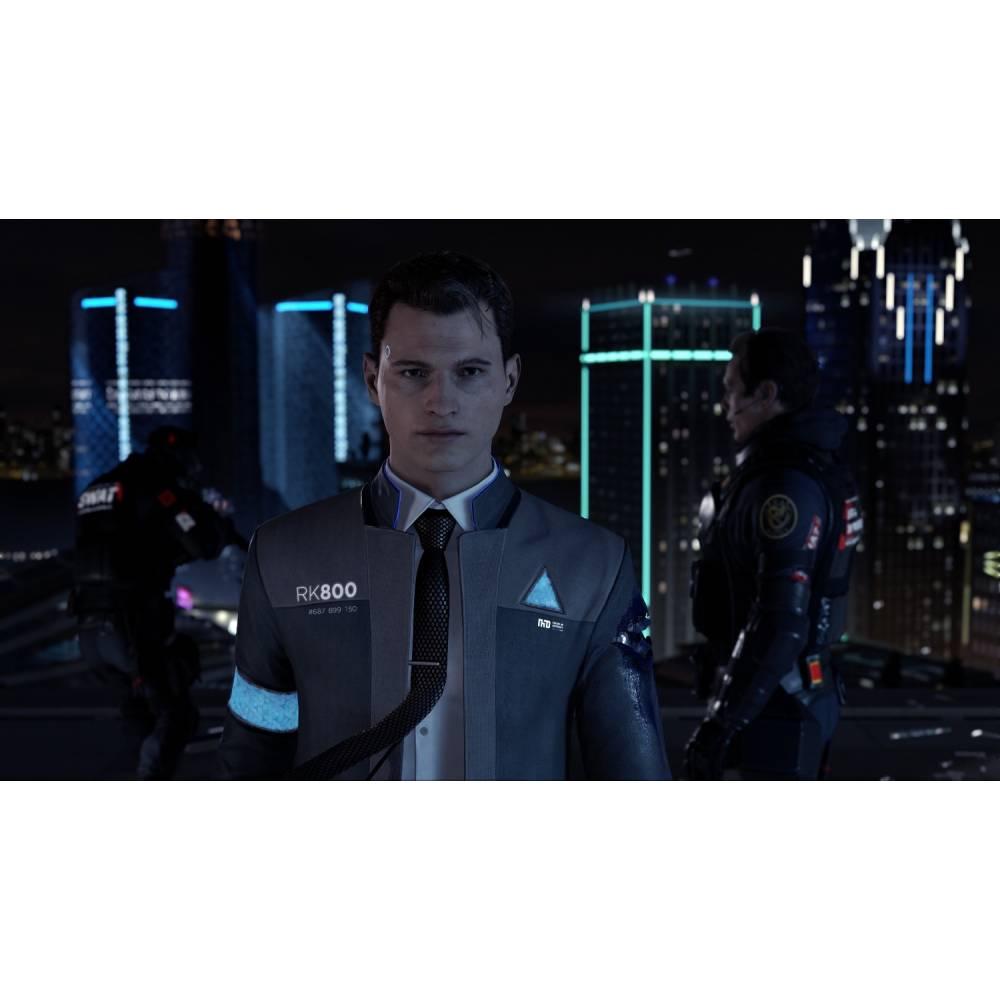 Detroit: Become Human (Detroit: Стати людиною) (PS4/PS5) (Російська версія) (Detroit: Become Human (PS4/PS5) (RU)) фото 3