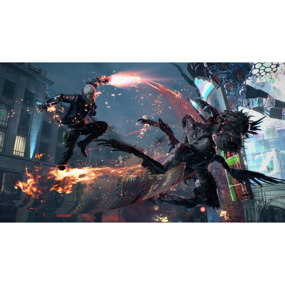 Devil May Cry 5 (PS4/PS5) (Русские субтитры) (Devil May Cry 5 (PS4/PS5) (RU)) фото 5