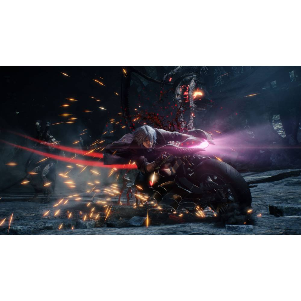 Devil May Cry 5 (PS4/PS5) (Русские субтитры) (Devil May Cry 5 (PS4/PS5) (RU)) фото 6