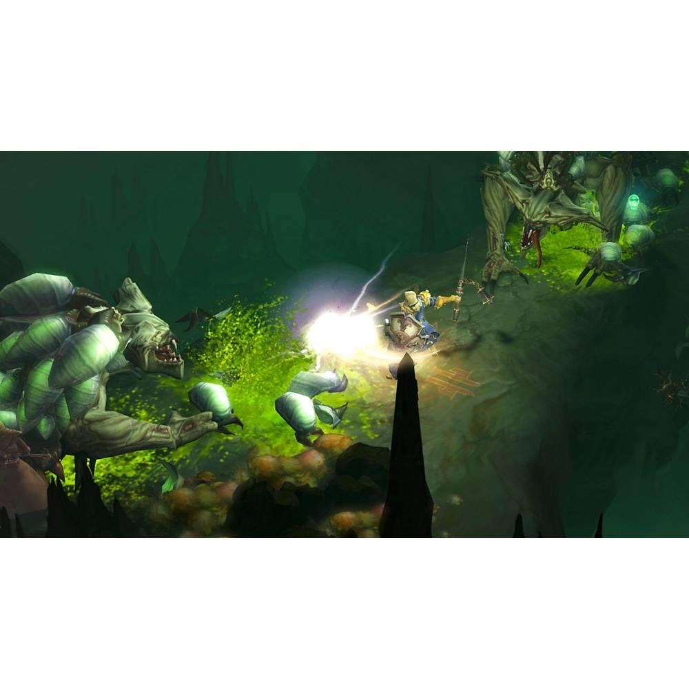 Diablo III: Eternal Collection (PS4/PS5) (Русская озвучка) (Diablo III: Eternal Collection (PS4/PS5) (RU)) фото 3