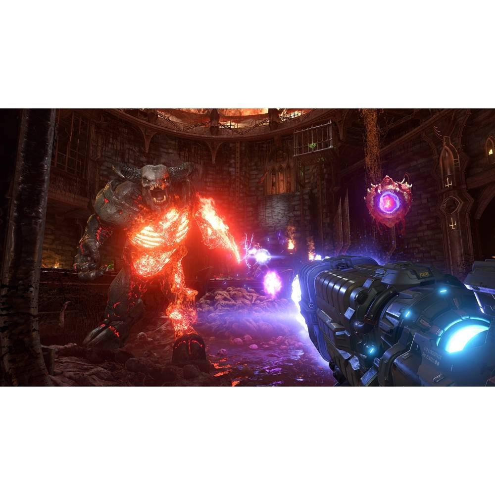 DOOM Eternal (PS4/PS5) (Російська озвучка) (DOOM Eternal (PS4/PS5) (RU)) фото 4