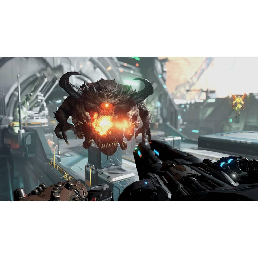 DOOM Eternal (PS4/PS5) (Російська озвучка) (DOOM Eternal (PS4/PS5) (RU)) фото 6
