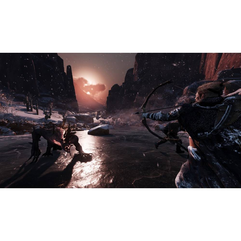Fade to Silence (PS4/PS5) (Русские субтитры) (Fade to Silence (PS4/PS5) (RU)) фото 4