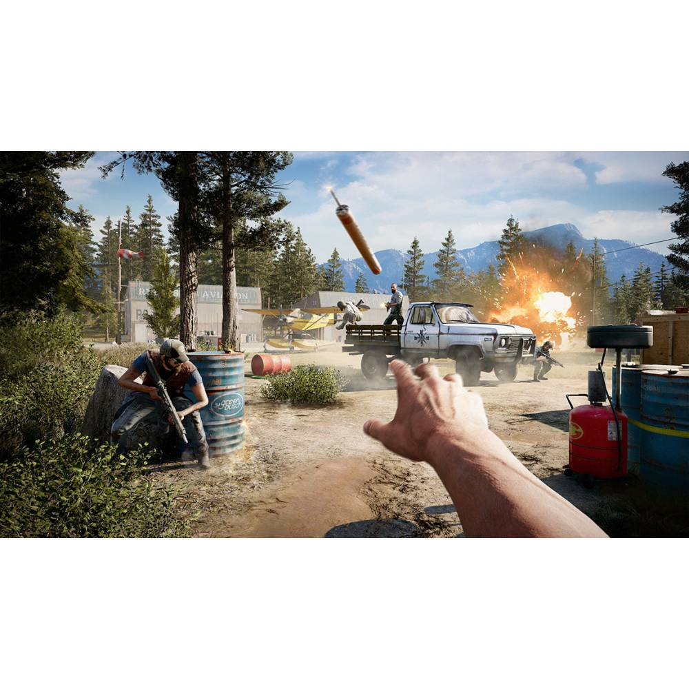 Far Cry 5 (XBOX ONE/SERIES)  (Цифрова версія) (Російська версія) (Far Cry 5 (XBOX ONE/SERIES) (DIGITAL) (RU)) фото 4