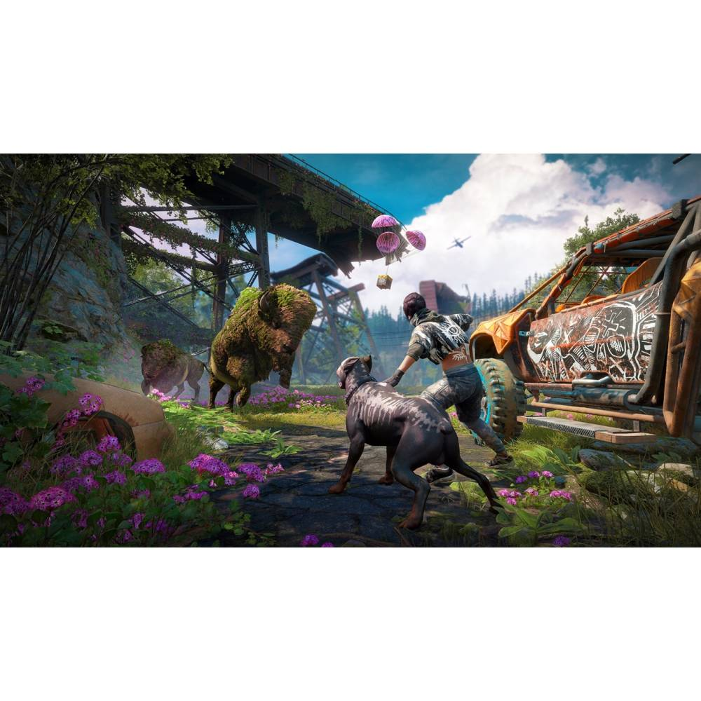 Far Cry New Dawn (PS4) (Російська версія) (Far Cry New Dawn (PS4) (RU)) фото 3