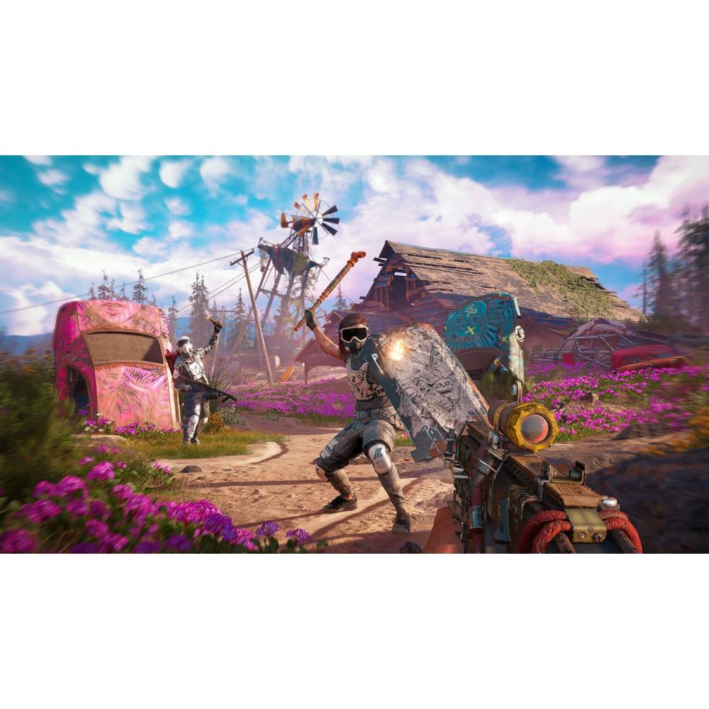 Far Cry New Dawn (PS4) (Російська версія) (Far Cry New Dawn (PS4) (RU)) фото 4