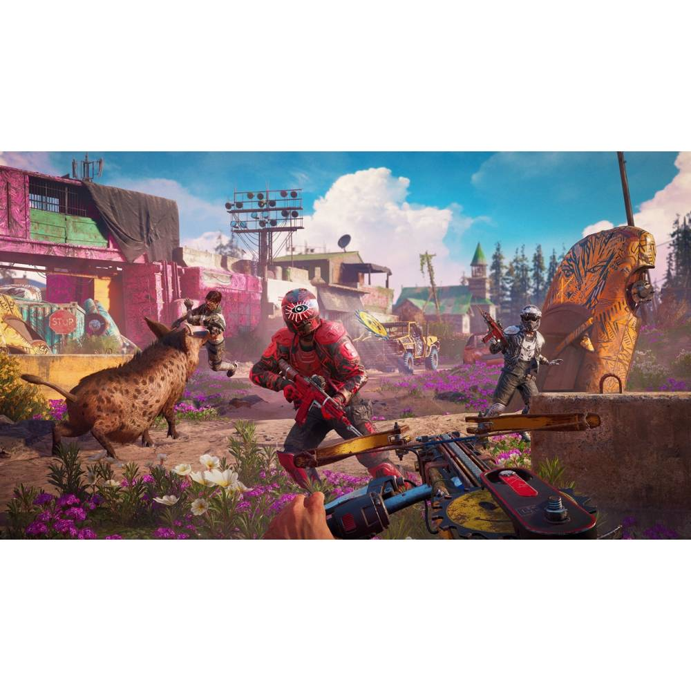 Far Cry New Dawn (PS4) (Російська версія) (Far Cry New Dawn (PS4) (RU)) фото 5