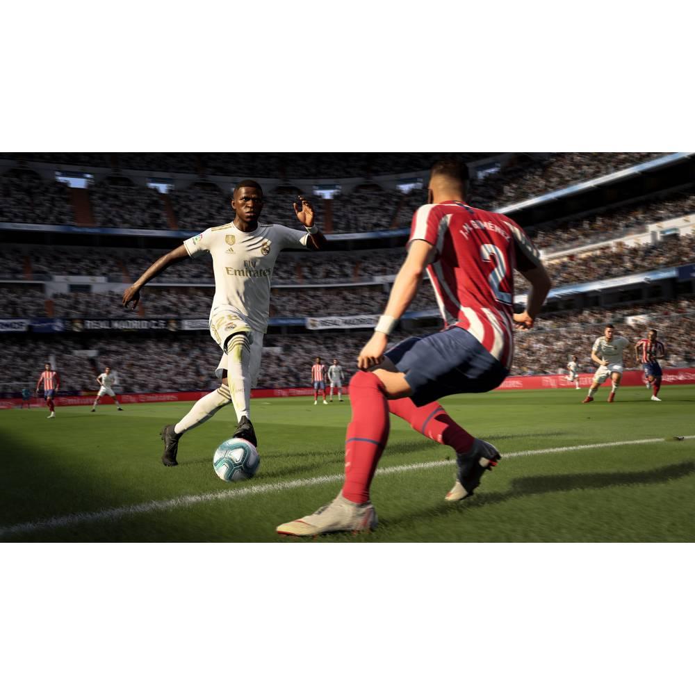 FIFA 20 (PS4) (Русская версия) (FIFA 20 (PS4) (RU)) фото 4