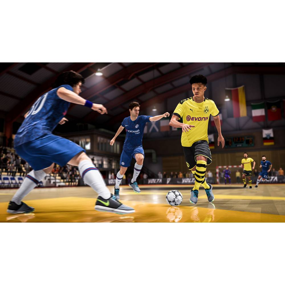 FIFA 20 (PS4) (Русская версия) (FIFA 20 (PS4) (RU)) фото 5