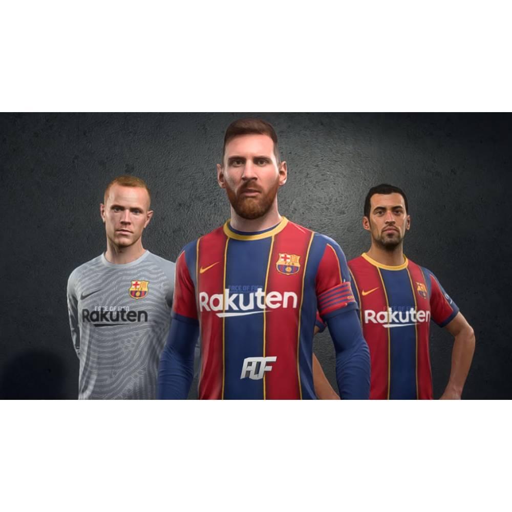 FIFA21 (PS4/PS5) (Російська озвучка) (PS4 Sony FIFA 21 (Бесплатное обновление до версии PS5)) фото 3