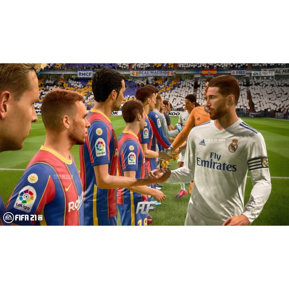 FIFA21 (PS4/PS5) (Російська озвучка) (PS4 Sony FIFA 21 (Бесплатное обновление до версии PS5)) фото 5