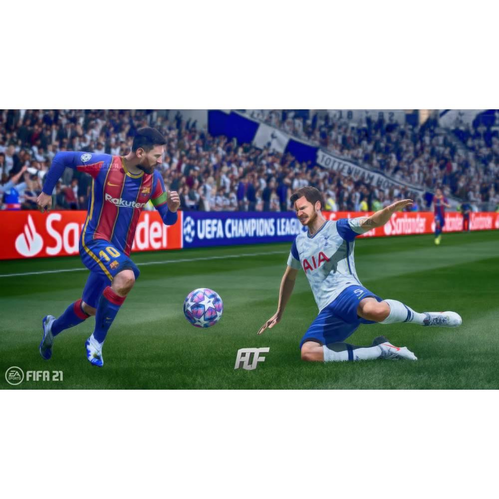 FIFA21 (PS4/PS5) (Російська озвучка) (PS4 Sony FIFA 21 (Бесплатное обновление до версии PS5)) фото 6