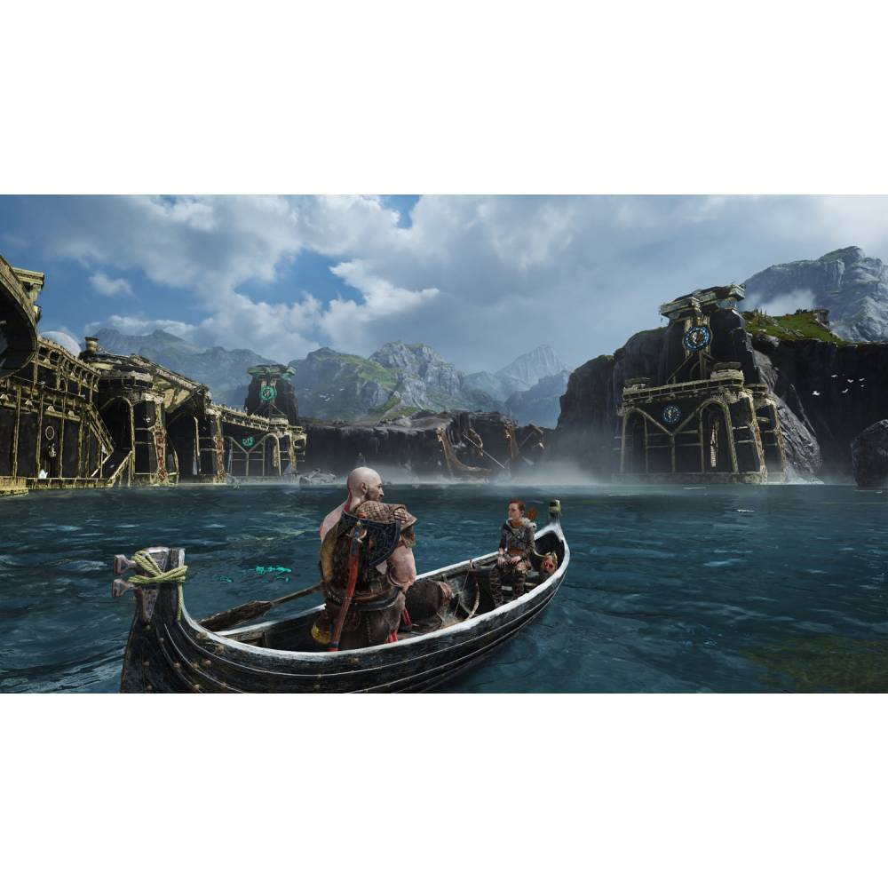 God of War (PS4/PS5) (Русская озвучка) (God of War (PS4/PS5) (RU)) фото 3