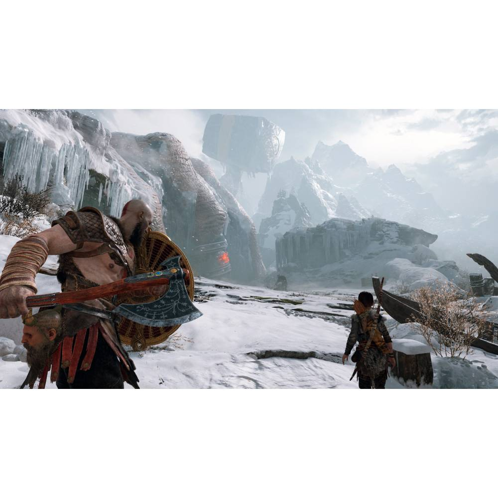 God of War (PS4/PS5) (Русская озвучка) (God of War (PS4/PS5) (RU)) фото 4