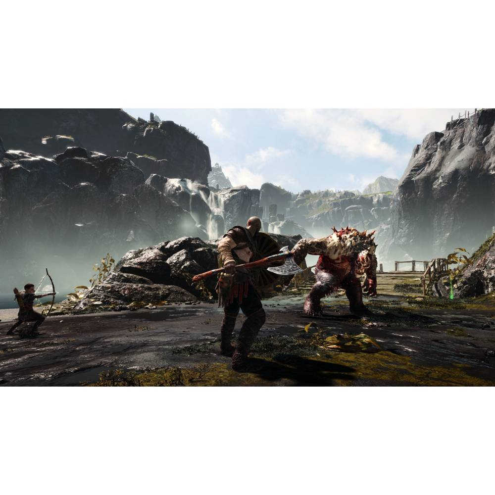 God of War (PS4/PS5) (Русская озвучка) (God of War (PS4/PS5) (RU)) фото 5