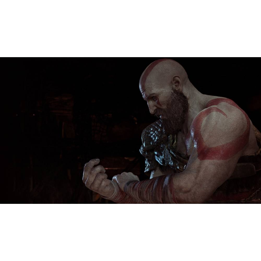 God of War (PS4/PS5) (Русская озвучка) (God of War (PS4/PS5) (RU)) фото 6