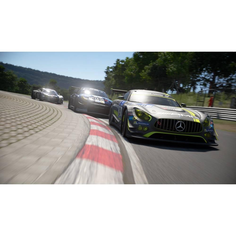 Gran Turismo Sport (PS4) (Русская версия) (Gran Turismo Sport (PS4) (RU)) фото 3
