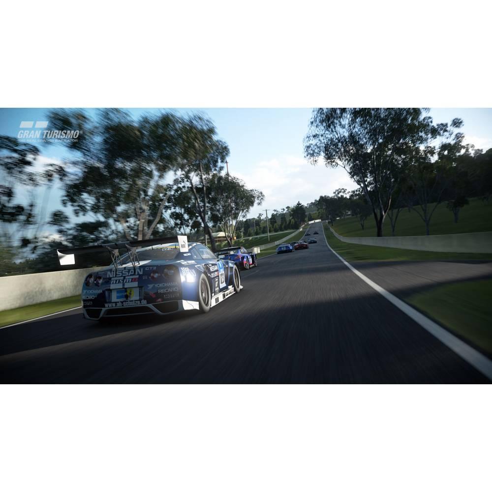 Gran Turismo Sport (PS4) (Русская версия) (Gran Turismo Sport (PS4) (RU)) фото 4