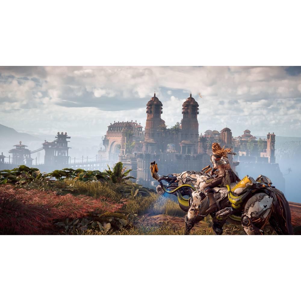 Horizon Zero Dawn: Complete Edition (PS4) (Російська версія) (Horizon Zero Dawn: Complete Edition (PS4) (RU)) фото 5
