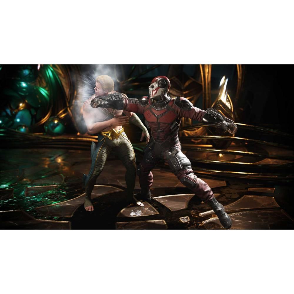 Injustice 2: Legendary Edition (PS4/PS5) (Русские субтитры) (Injustice 2: Legendary Edition (PS4/PS5) (RU)) фото 4