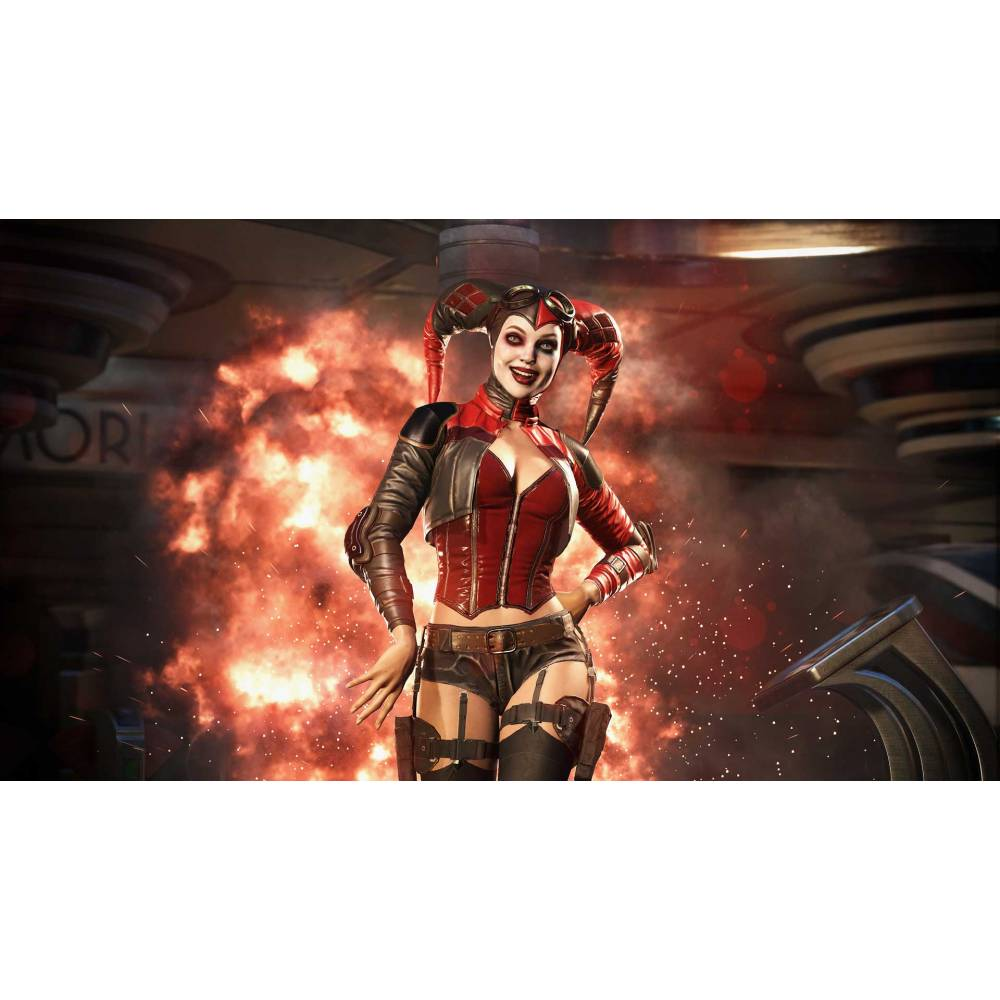 Injustice 2: Legendary Edition (PS4/PS5) (Русские субтитры) (Injustice 2: Legendary Edition (PS4/PS5) (RU)) фото 5